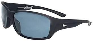 Coleman Unisex-Adult Adventurer Polarized Sunglasses C6051-C1 Polarized Rectangular Sunglasses