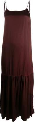 UMA WANG maxi slip dress