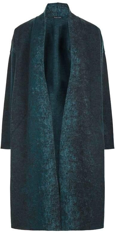 Exposed Seam Coat