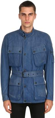 Belstaff Trial Master Waxed Cotton Jacket
