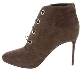 Belstaff Suede Ankle Boots w/ Tags