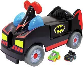Thomas & Friends Dc Super Friends Fisher-Price DC Super Friends Batmobile Ride-On