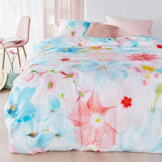 Patagonia Cotton Sateen Quilt Cover Set Size: Queen, Brand: Bedding House