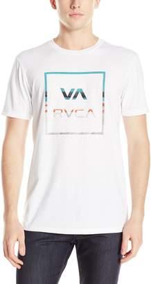 RVCA Men's VA All The Way Barra T-Shirt