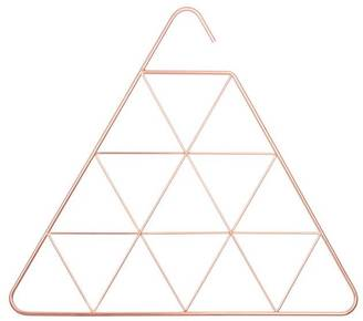 Pendant Triangle Scarf Holder $14.99 thestylecure.com
