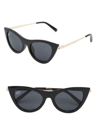 Cat Eye NEM Cruise 50mm Sunglasses