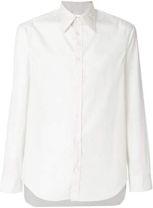 Maison Margiela fitted long-sleeve shirt