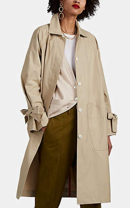 Alex Mill Women's Cotton-Blend Trench Coat - Neutral