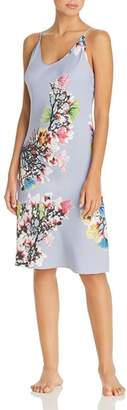 Natori Garbo Floral Print Slip