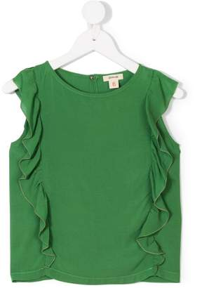 Bellerose Kids ruffled detail top