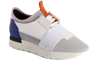 Women's Balenciaga Trainer Sneaker $695 thestylecure.com