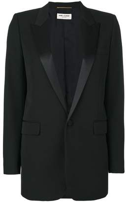 Saint Laurent classic dinner jacket