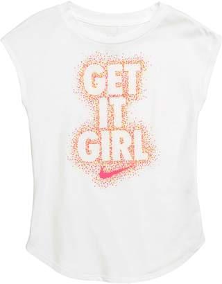 Nike Dot Burst Get It Girl Tee