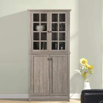Beachcrest Home Ryder China Cabinet