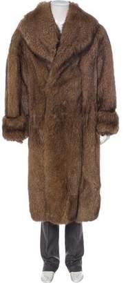 Ben Kahn Fox Fur Coat