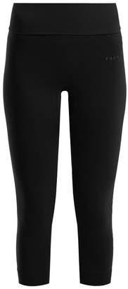 Falke High-rise cropped performance leggings