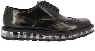 Prada Brogue Shoes Shoes Men