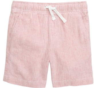 Vineyard Vines Jetty Linen & Cotton Shorts