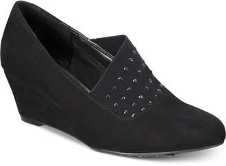 Karen Scott Serenah Wedge Pumps, Created for Macy's Women's Shoes