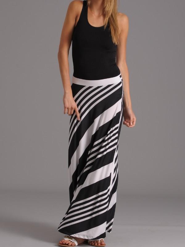 Veronica M A Line Skirt