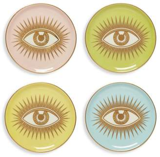 Jonathan Adler Muse Eye Coaster Set
