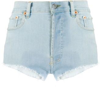 Couture Forte Dei Marmi Kalifornia denim shorts