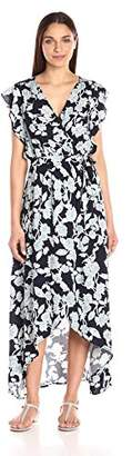 Splendid Women's Etched Floral Maxi