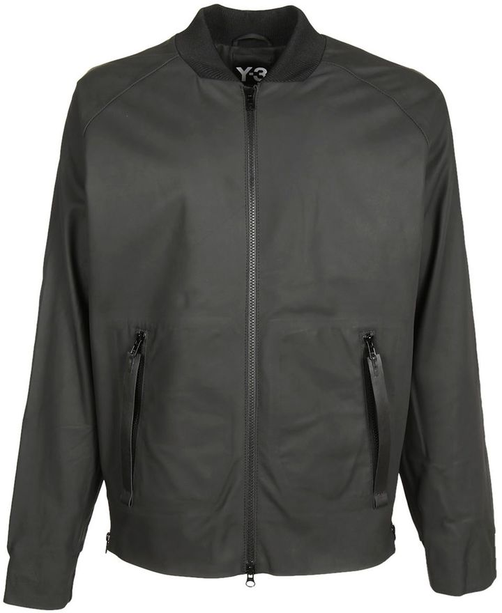 Y-3Leather Bomber