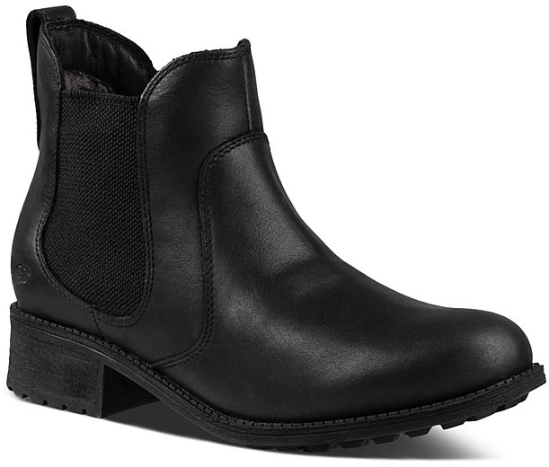 UGG UGG® Bonham Leather Booties