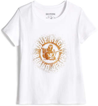 True Religion SPARKLE BUDDHA TEE