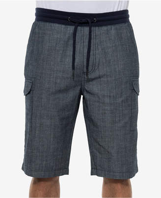 Sean John Men's Classic-Fit Drawstring Cargo Shorts, Created for Macy's
