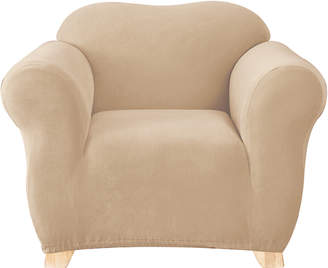 Sure Fit Ivory Stretch Pearson Armchair Cover