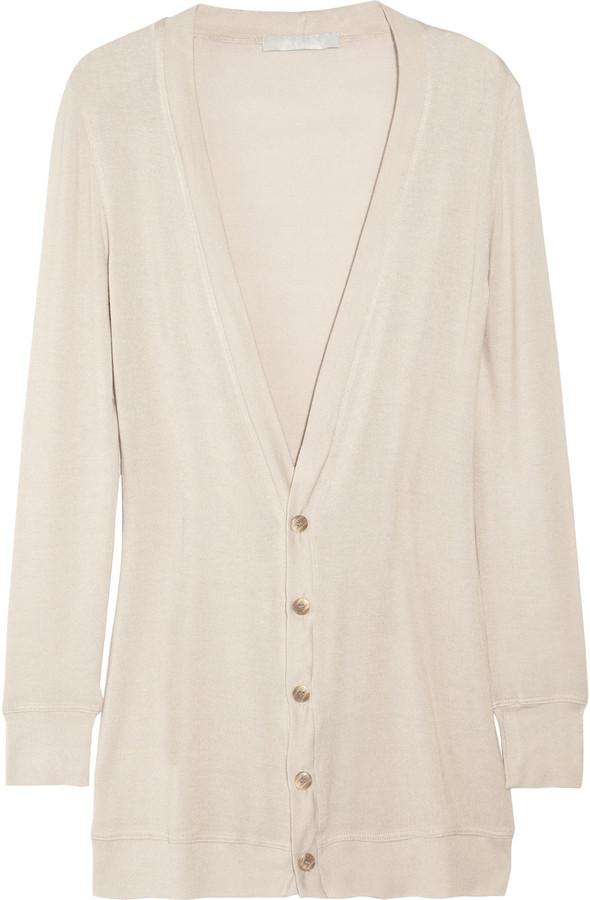 Kain Michele stretch-modal cardigan