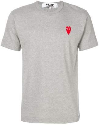 Comme des Garcons logo print T-shirt