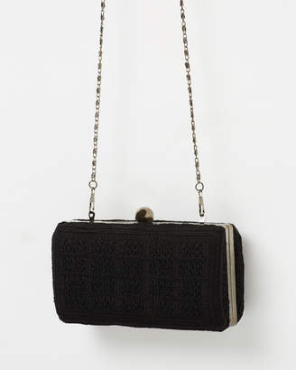 Chanel The Beaded Clutch