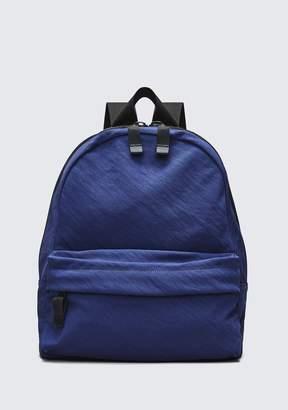 Alexander Wang Navy Nylon Clive Backpack