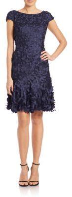 Theia Petal Dress $695 thestylecure.com
