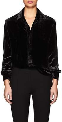 Juan Carlos Obando Women's Velvet Shirt