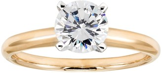 Evergreen Diamonds 1 1/2 Carat T.W. IGL Certified Lab-Grown Diamond Solitaire Engagement Ring