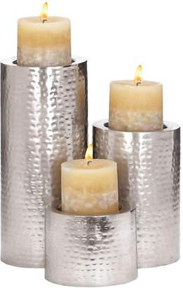 UMA Enterprises Set Of 3 Candle Holders