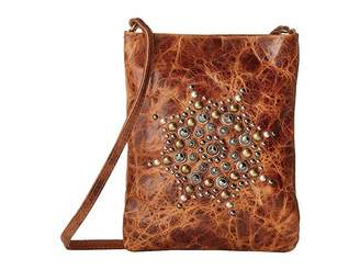 Leather Rock Empress Cell Pouch/Crossbody