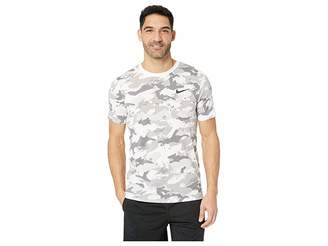 Nike Dry Tee Dri-FIT Cotton Camo Aop