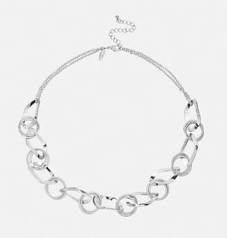 Avenue Mixed Link Necklace