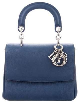 Christian Dior Be Flap Mini Bag
