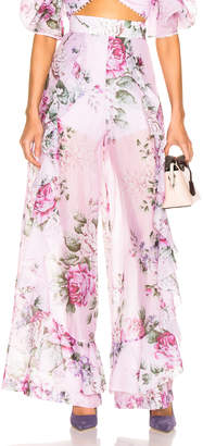 Alice McCall Secret Garden Pants in Lilac | FWRD