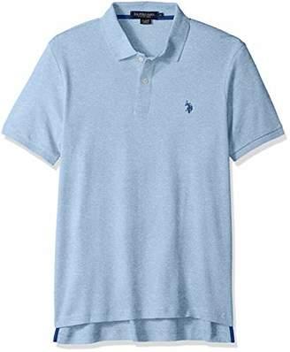 U.S. Polo Assn. Men's Solid Interlock Shirt