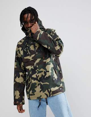 Dickies Pollard Overhead Jacket In Camo