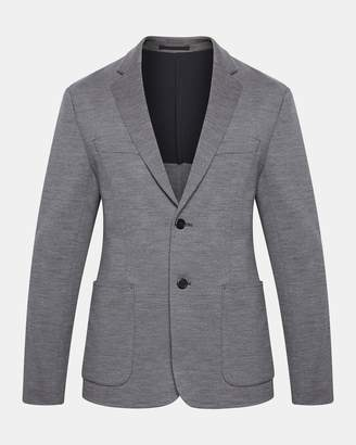 Theory Wool Interlock Clinton Jacket