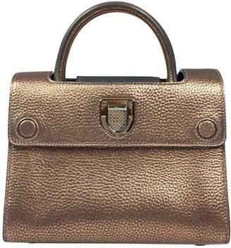 Christian Dior Diorever leather crossbody bag