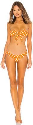 Lisa Marie Fernandez Poppy Terry Bikini Set